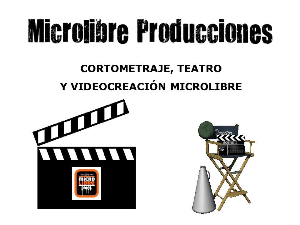 Y VIDEOCREACIÓN MICROLIBRE