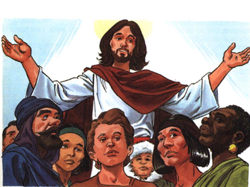 Jesús dijo: ¿Quién de los tres amó a aquel hombre como a su prójimo