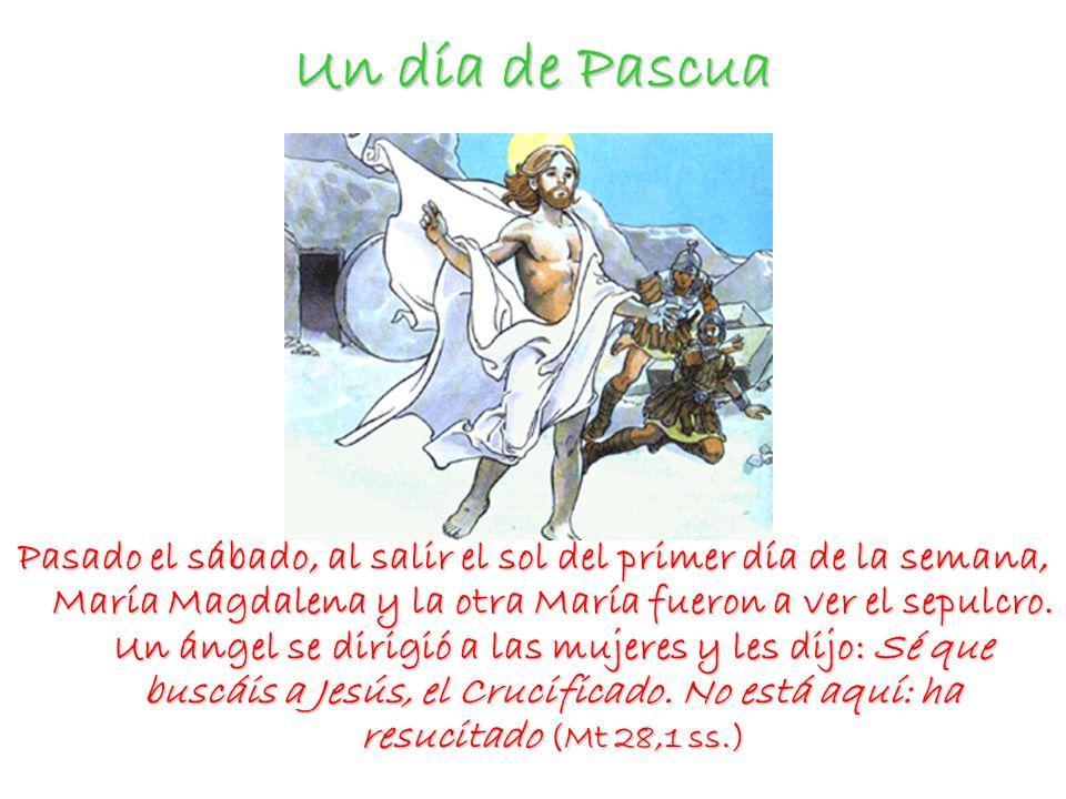 Un día de Pascua