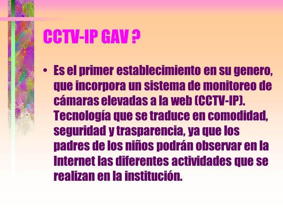 CCTV-IP GAV