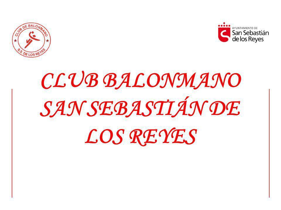 CLUB BALONMANO SAN SEBASTIÁN DE LOS REYES