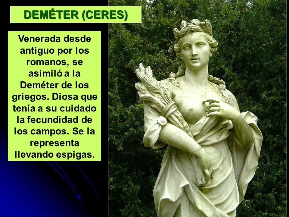 DEMÉTER (CERES)