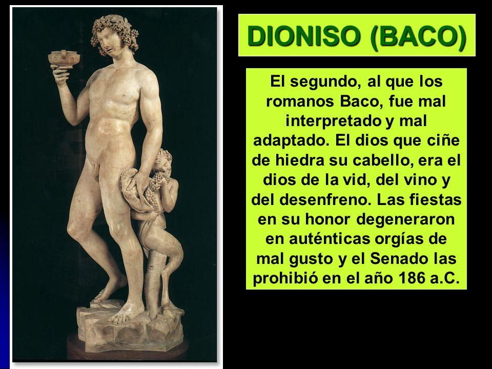 DIONISO (BACO)