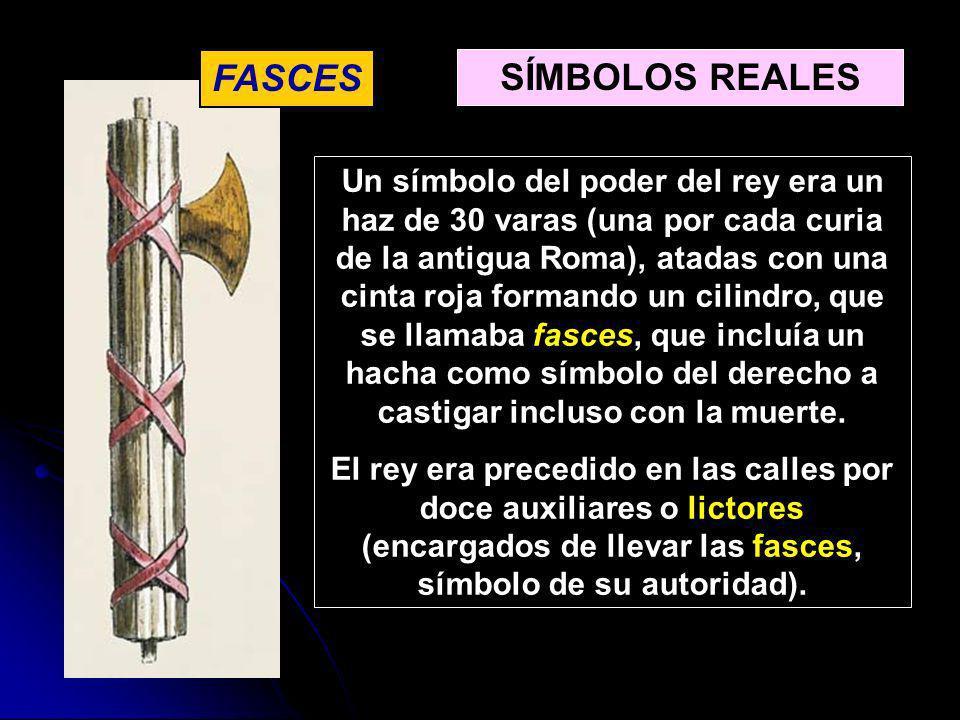 FASCES SÍMBOLOS REALES