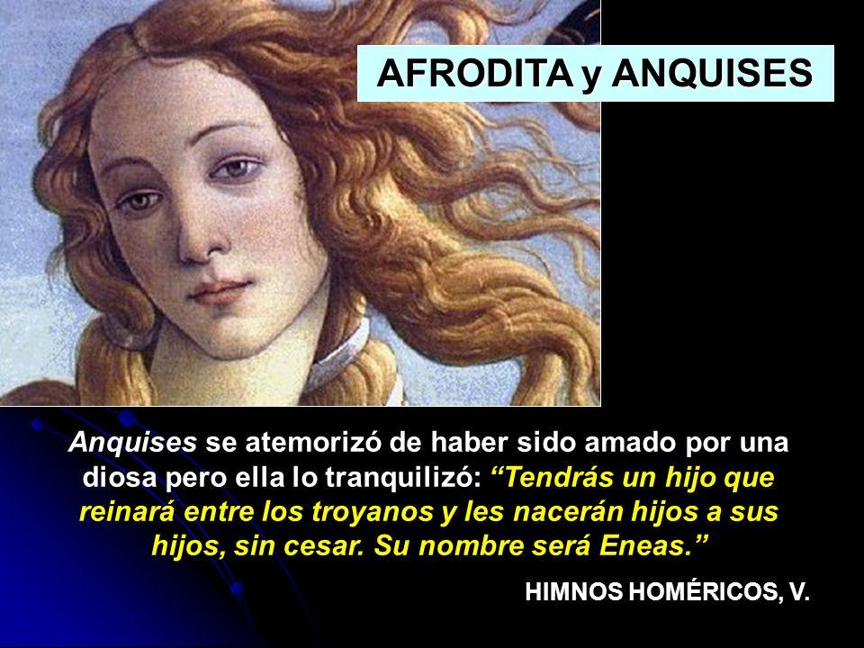 AFRODITA y ANQUISES