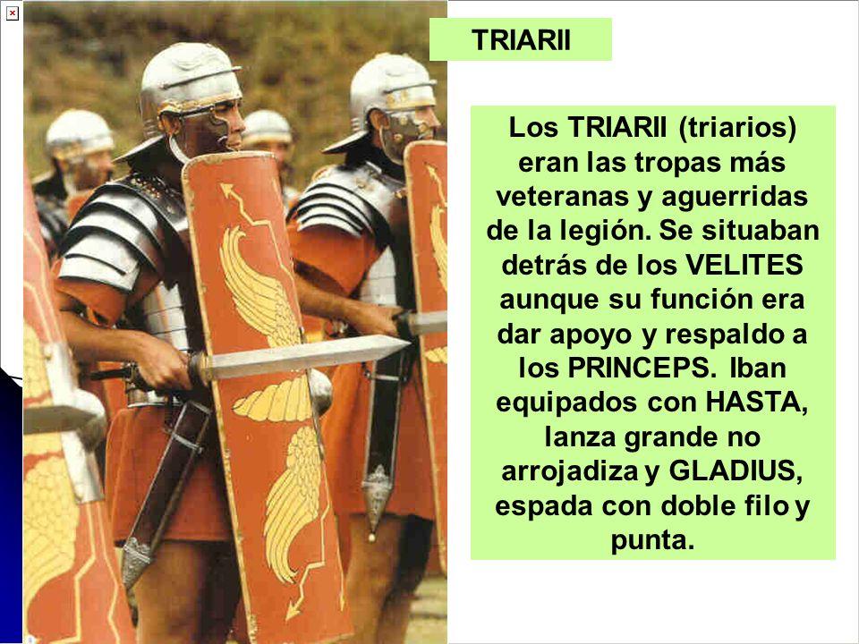 TRIARII