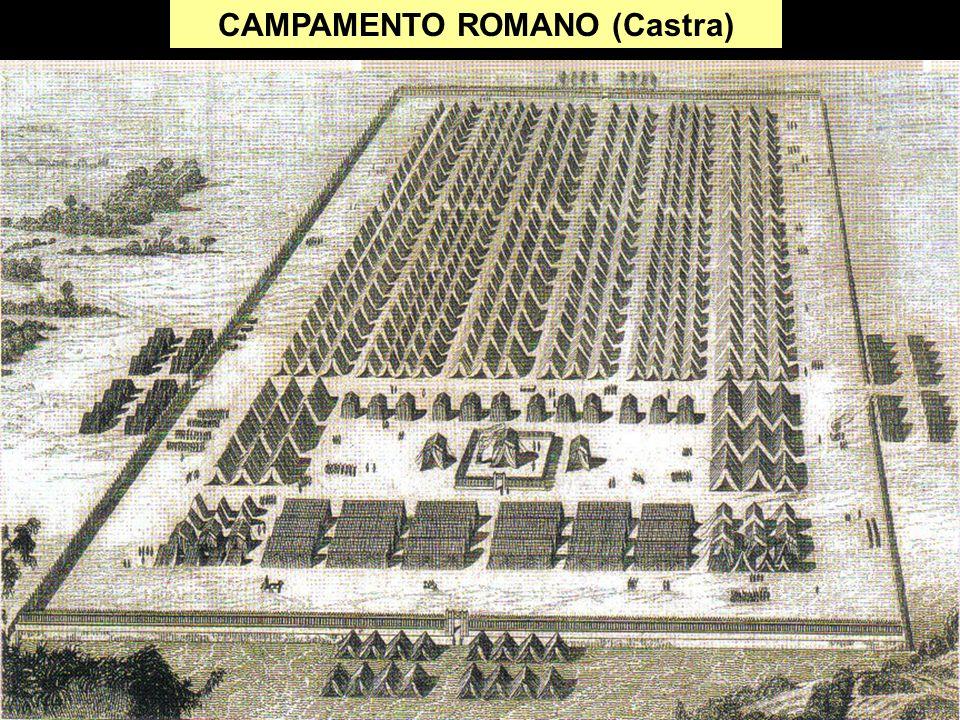 CAMPAMENTO ROMANO (Castra)