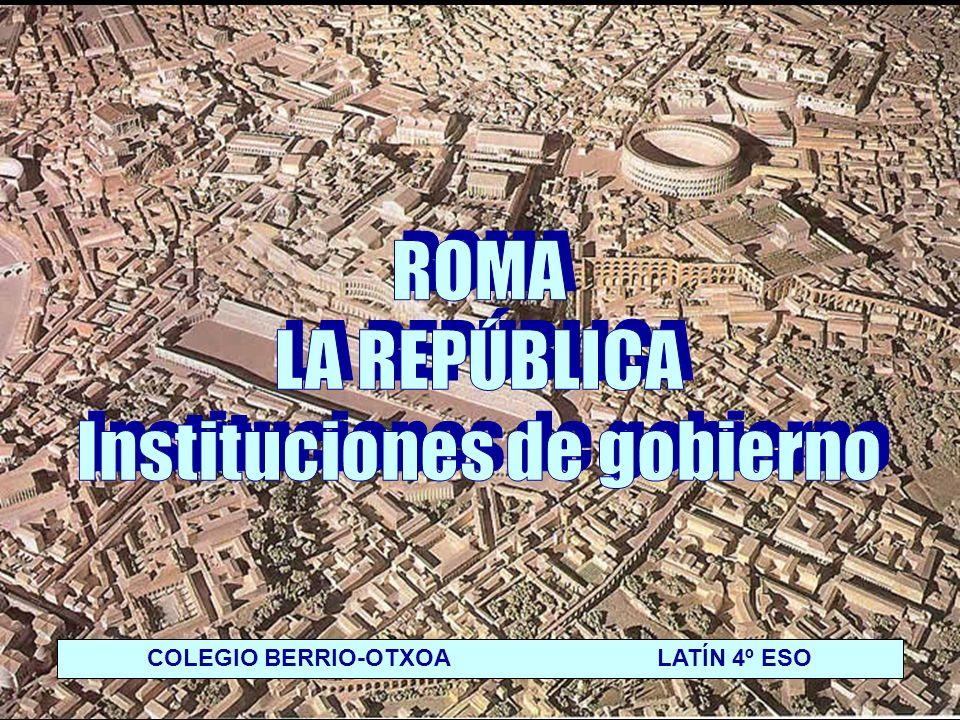 COLEGIO BERRIO-OTXOA LATÍN 4º ESO