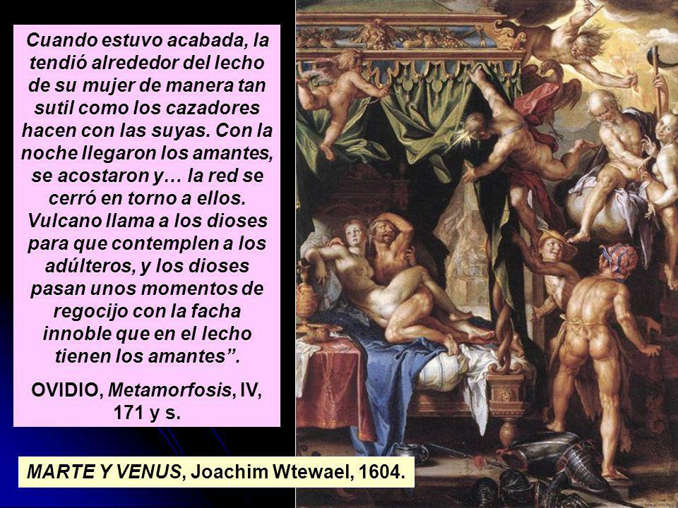 OVIDIO, Metamorfosis, IV, 171 y s.