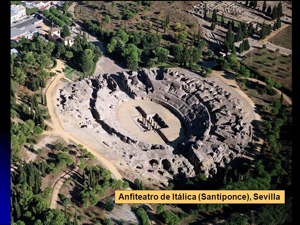 Anfiteatro de Itálica (Santiponce), Sevilla