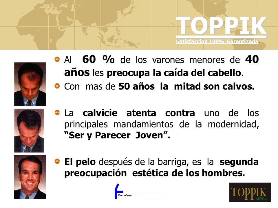 TOPPIK Satisfacción 100% Garantizada.