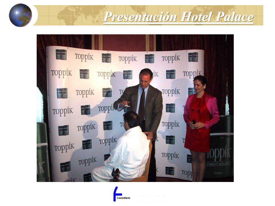 Presentación Hotel Palace