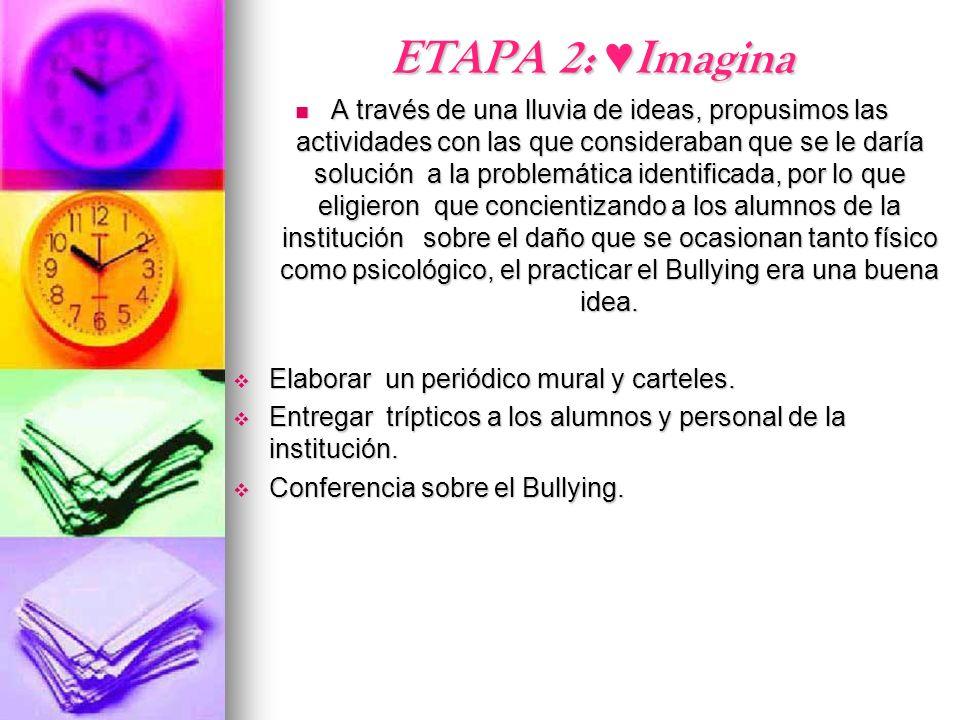 ETAPA 2: ♥Imagina