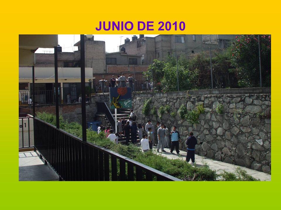 JUNIO DE 2010