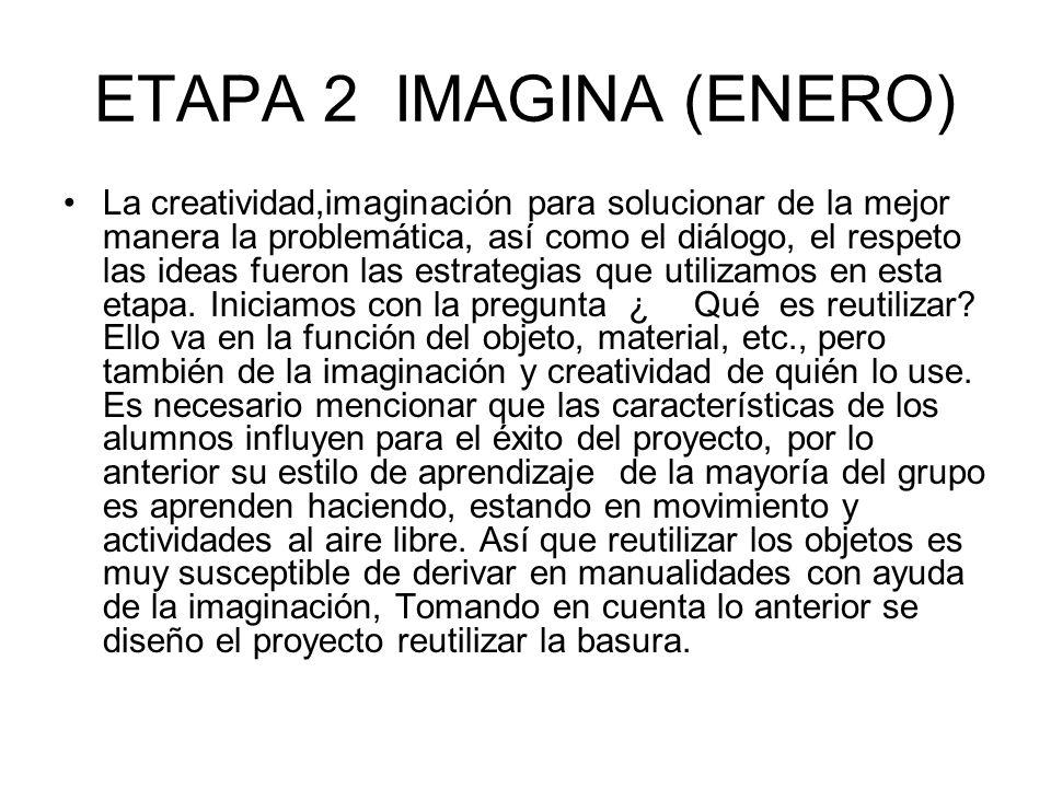 ETAPA 2 IMAGINA (ENERO)