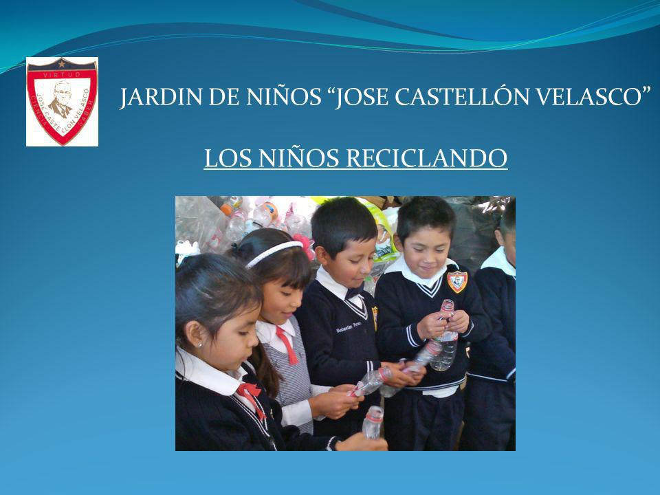 JARDIN DE NIÑOS JOSE CASTELLÓN VELASCO