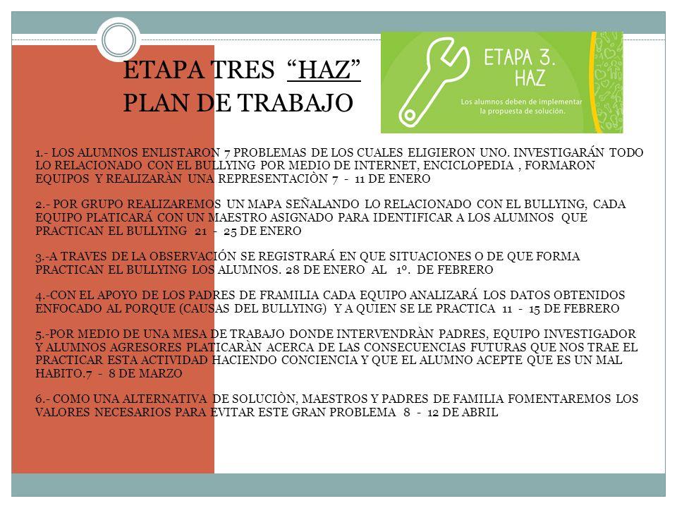 ETAPA TRES HAZ PLAN DE TRABAJO