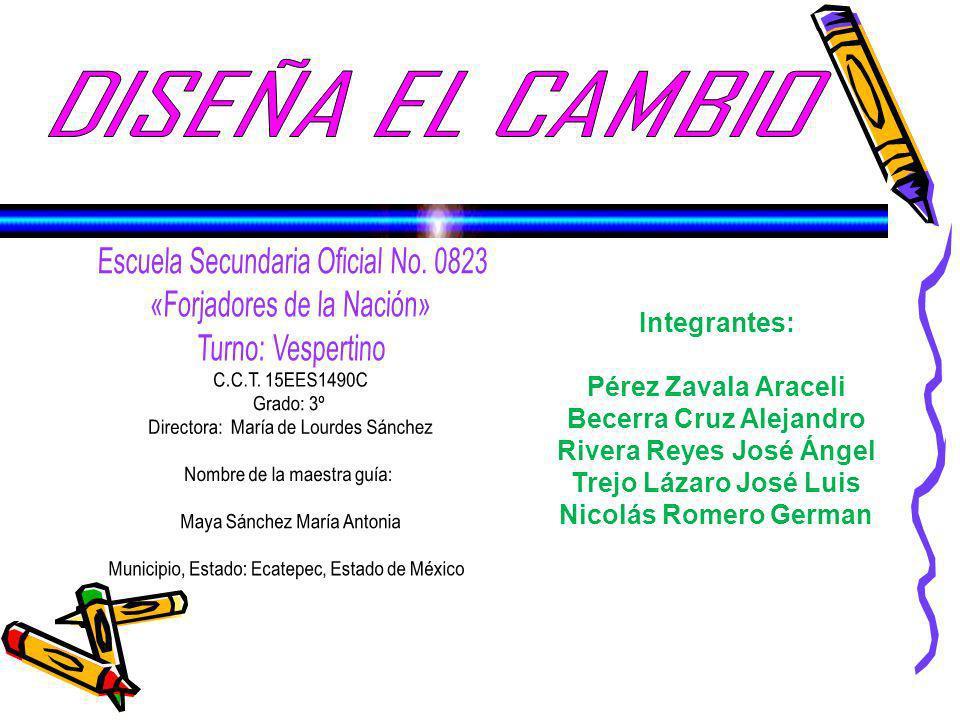 Becerra Cruz Alejandro Rivera Reyes José Ángel