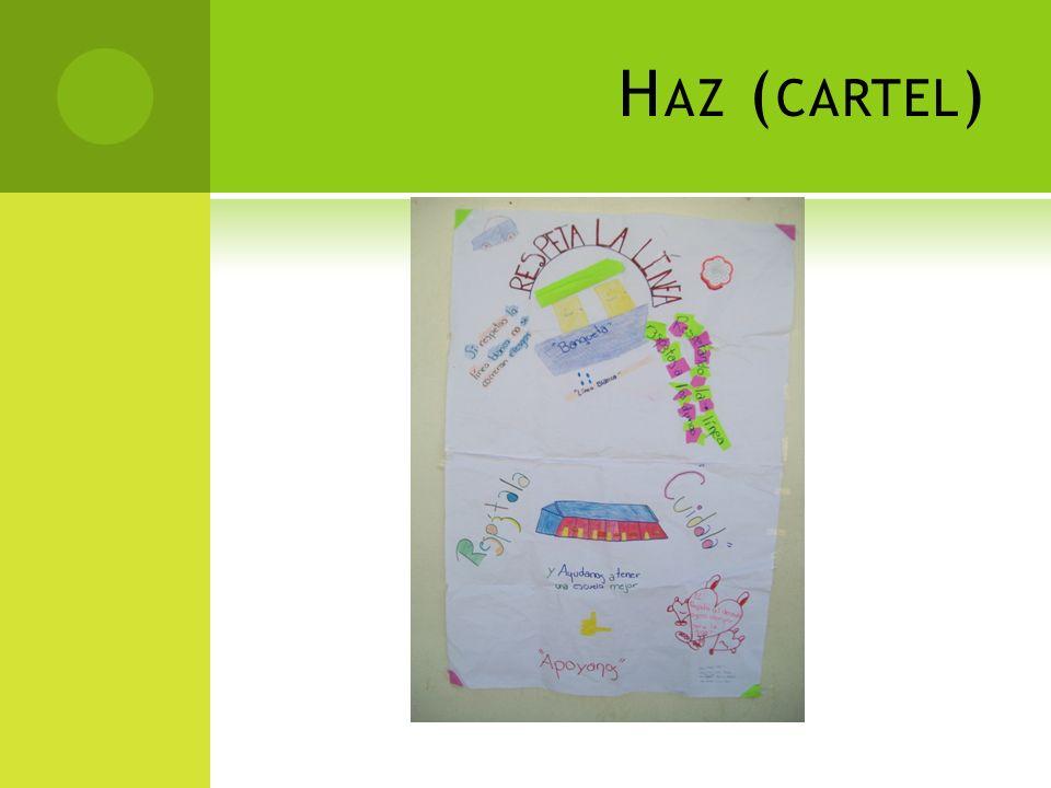Haz (cartel)