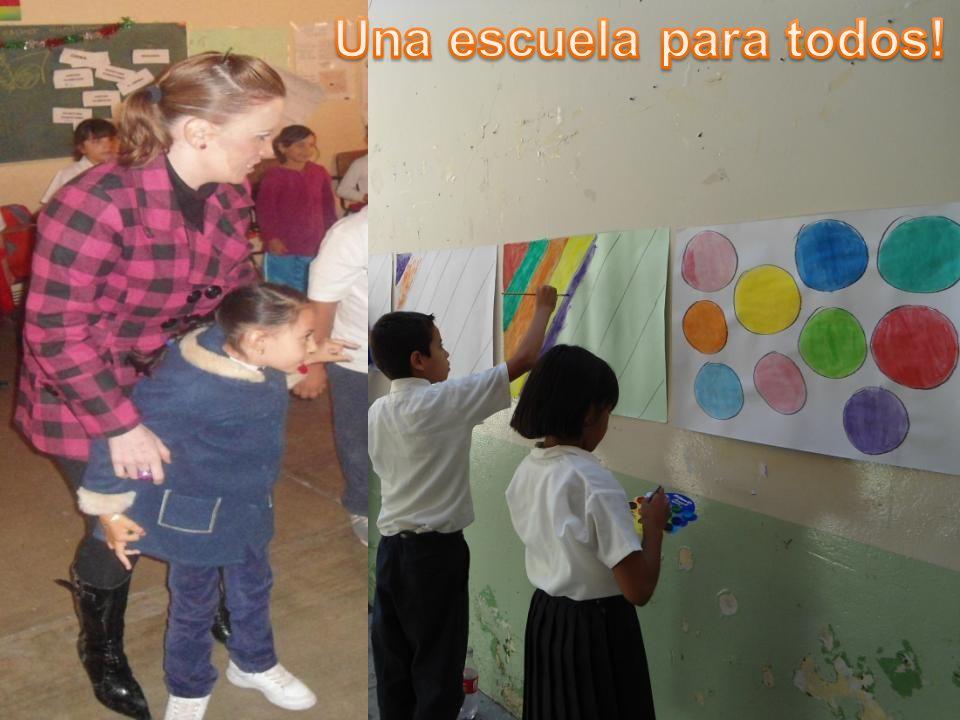 Una escuela para todos!