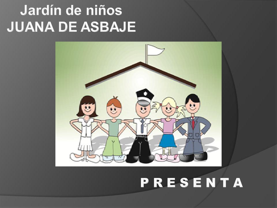 Jardín de niños JUANA DE ASBAJE