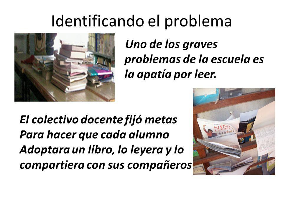 Identificando el problema