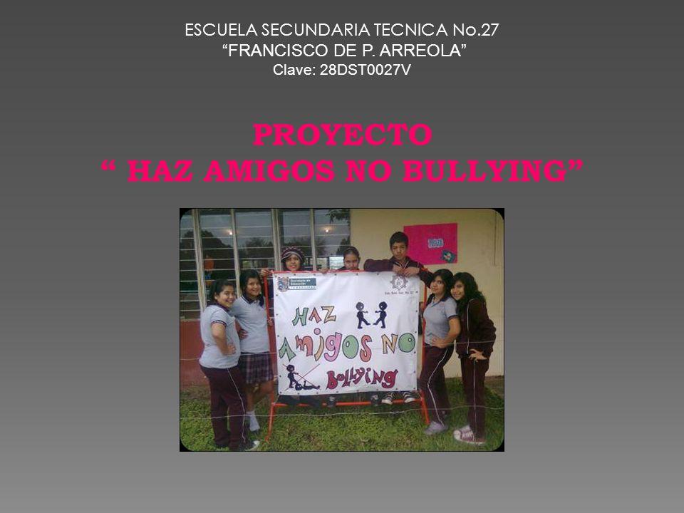 HAZ AMIGOS NO BULLYING