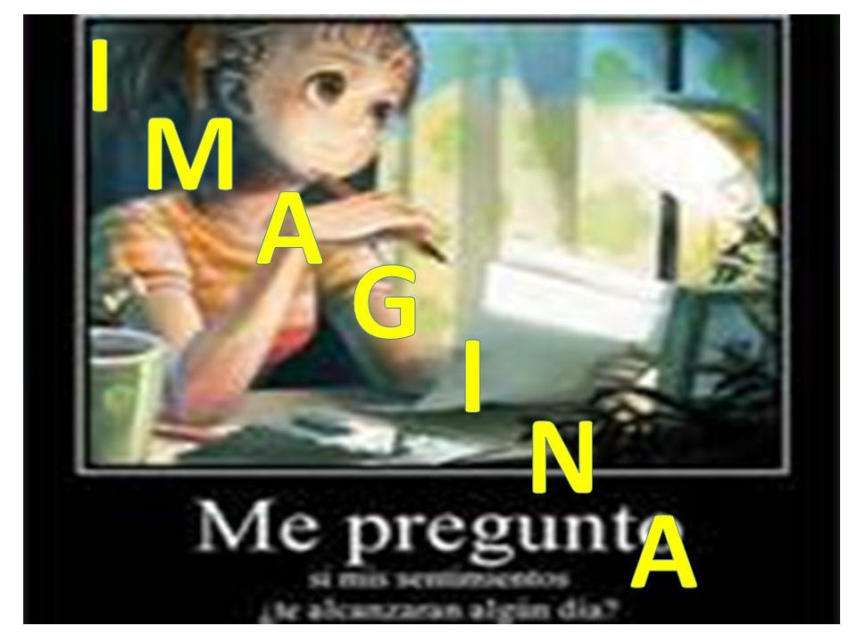 I M A G I N A