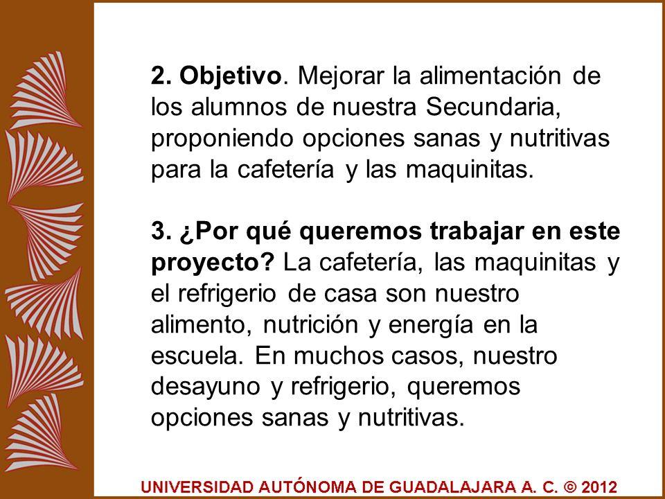 2. Objetivo.