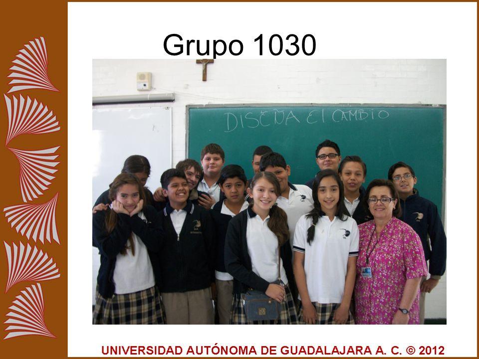 Grupo 1030