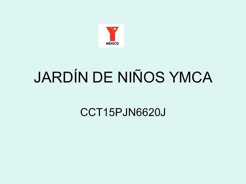 JARDÍN DE NIÑOS YMCA CCT15PJN6620J