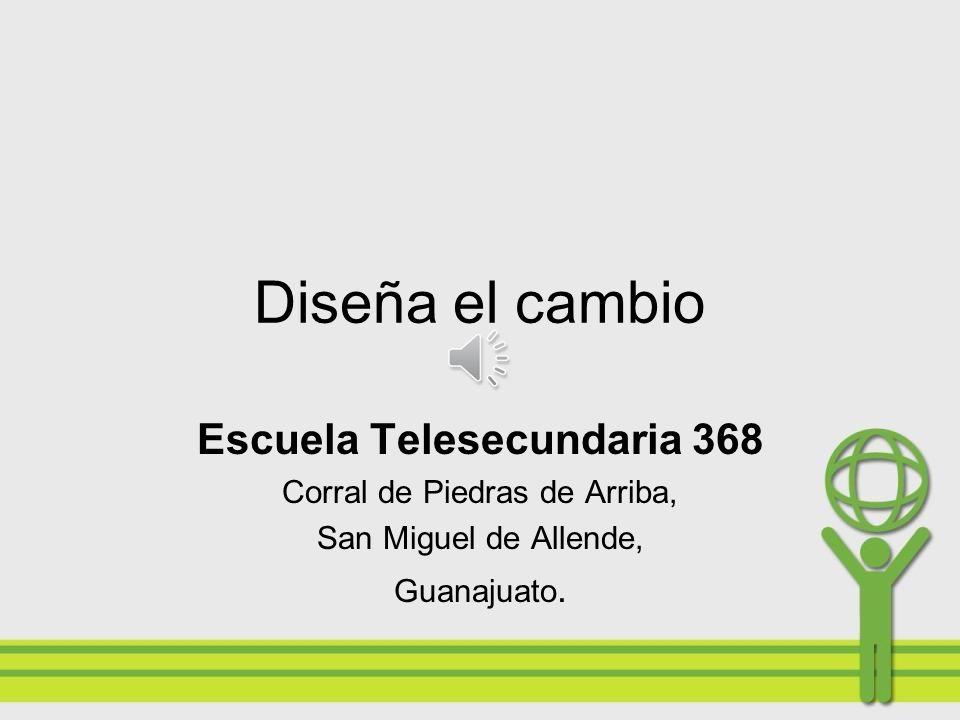 Escuela Telesecundaria 368
