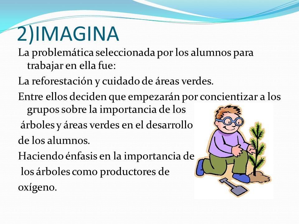 2)IMAGINA