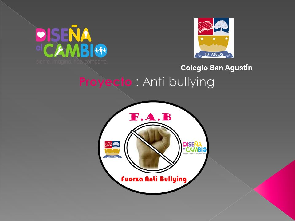 Proyecto : Anti bullying