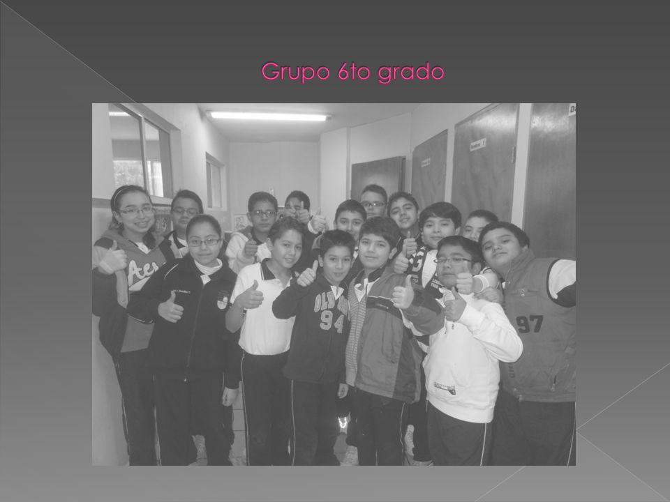 Grupo 6to grado
