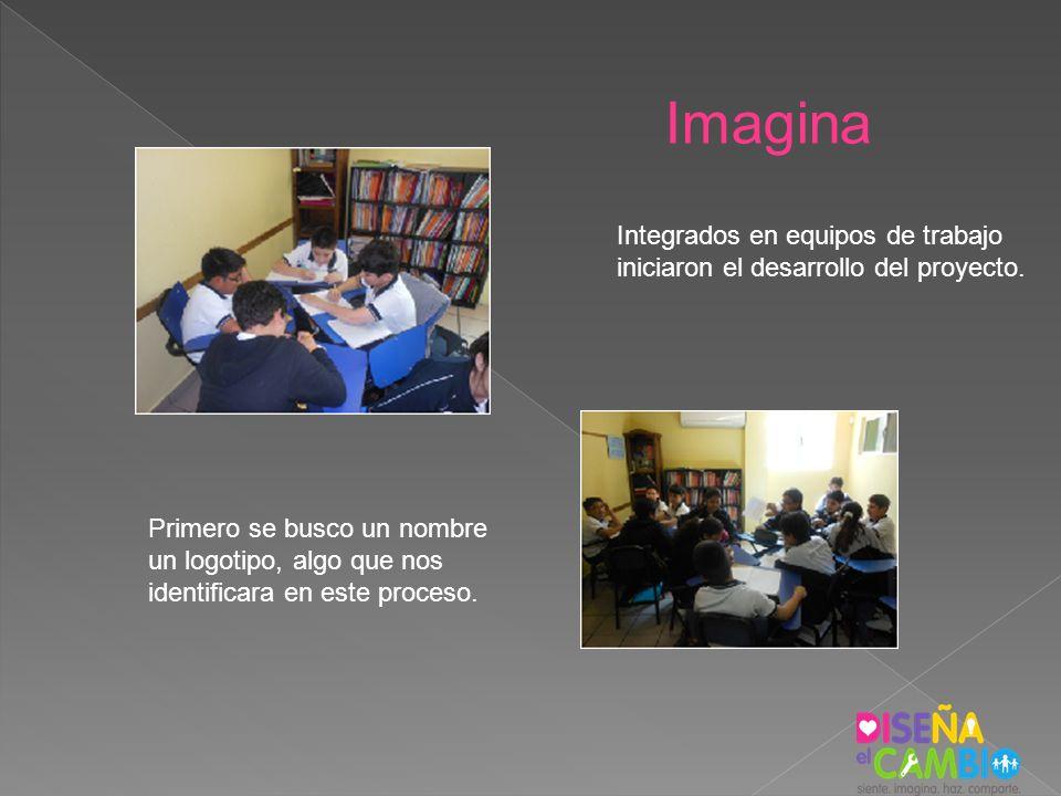 Imagina Integrados en equipos de trabajo