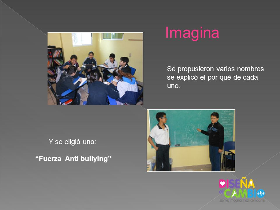 Fuerza Anti bullying