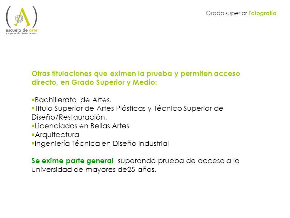 Licenciados en Bellas Artes Arquitectura