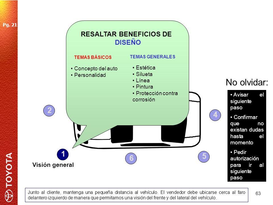 RESALTAR BENEFICIOS DE