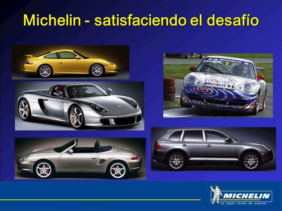 Michelin - satisfaciendo el desafío