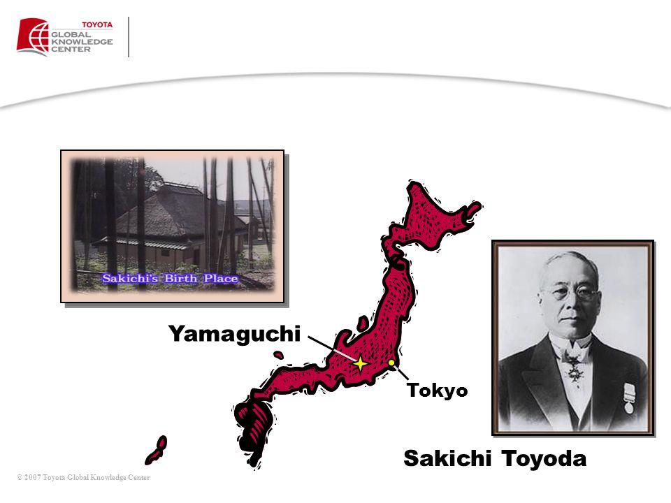 Yamaguchi Sakichi Toyoda Tokyo Mesa de Discusiones (continúa)
