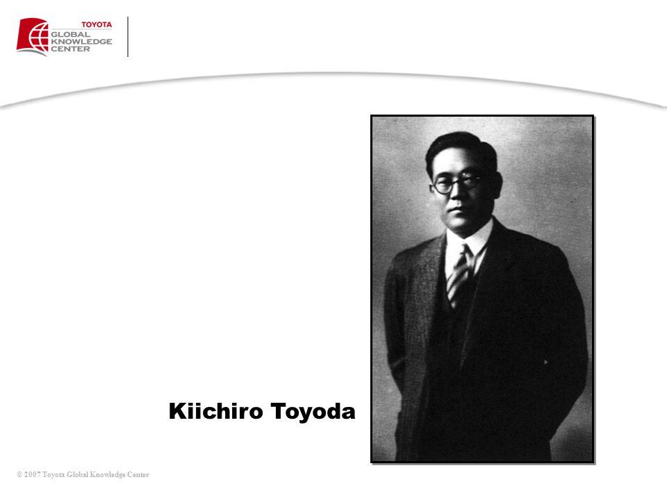 Kiichiro Toyoda Mesa de Discusiones (continúa)