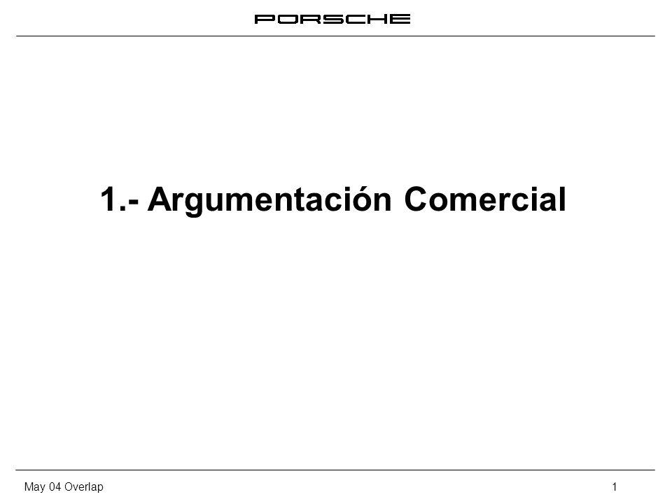 1.- Argumentación Comercial