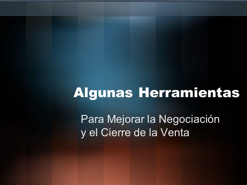 Para Mejorar la Negociación y el Cierre de la Venta