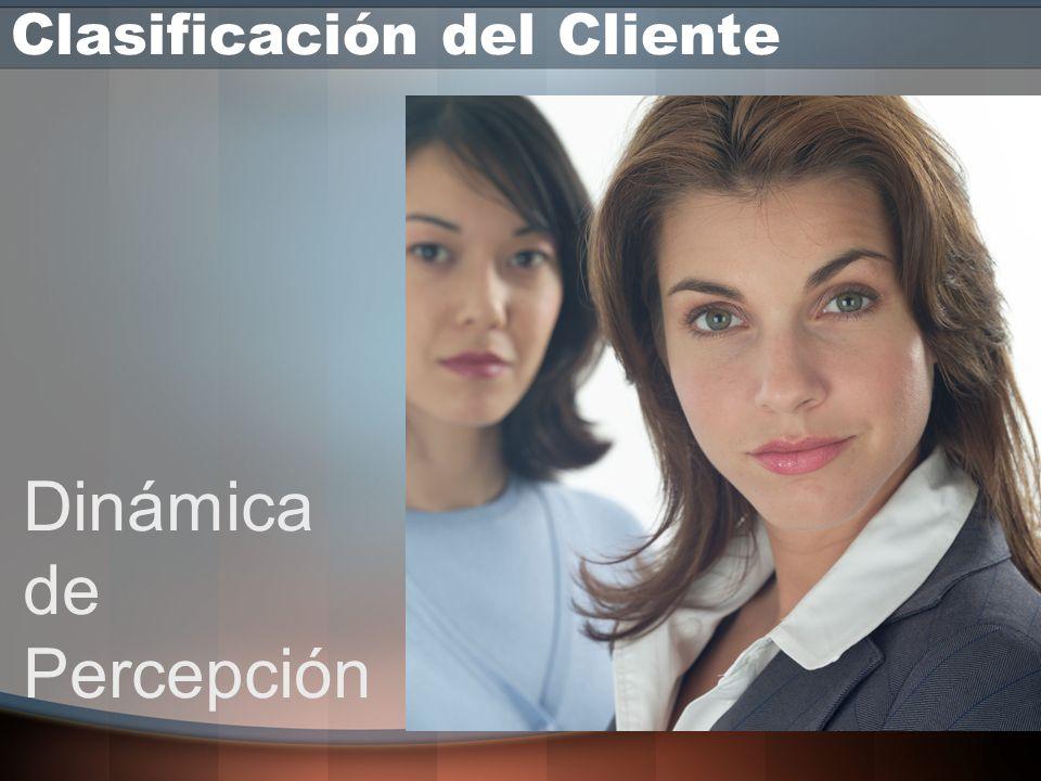 Clasificación del Cliente