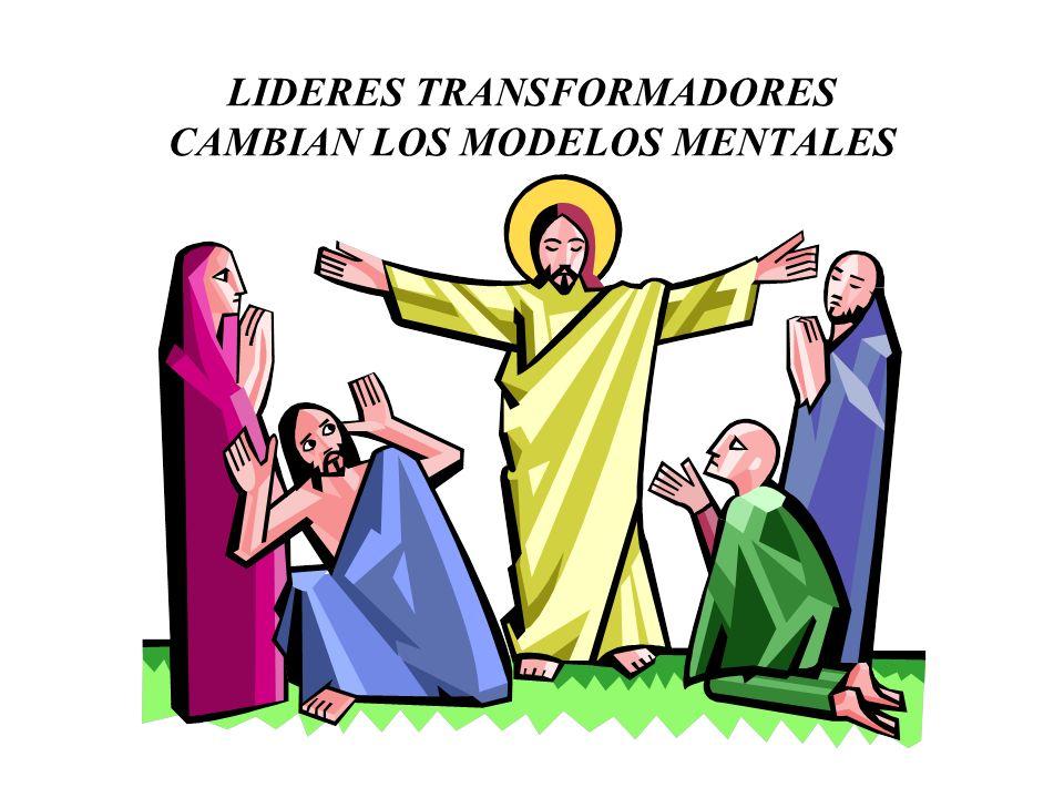 LIDERES TRANSFORMADORES CAMBIAN LOS MODELOS MENTALES