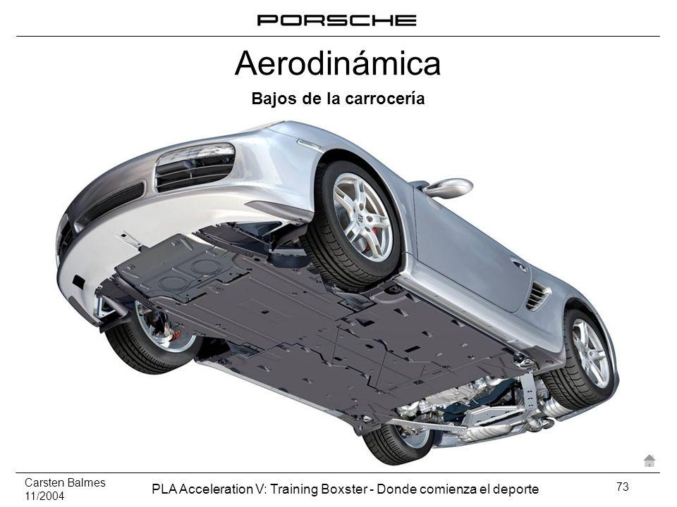 ‹header› ‹date/time› Aerodinámica Bajos de la carrocería ‹footer›