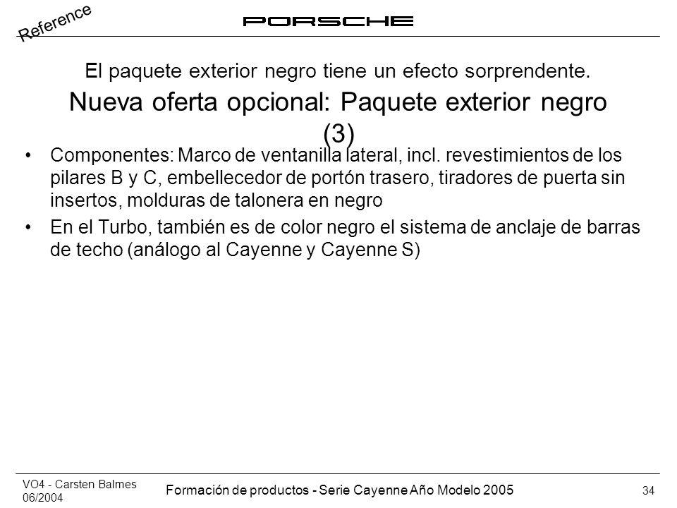 Nueva oferta opcional: Paquete exterior negro (3)