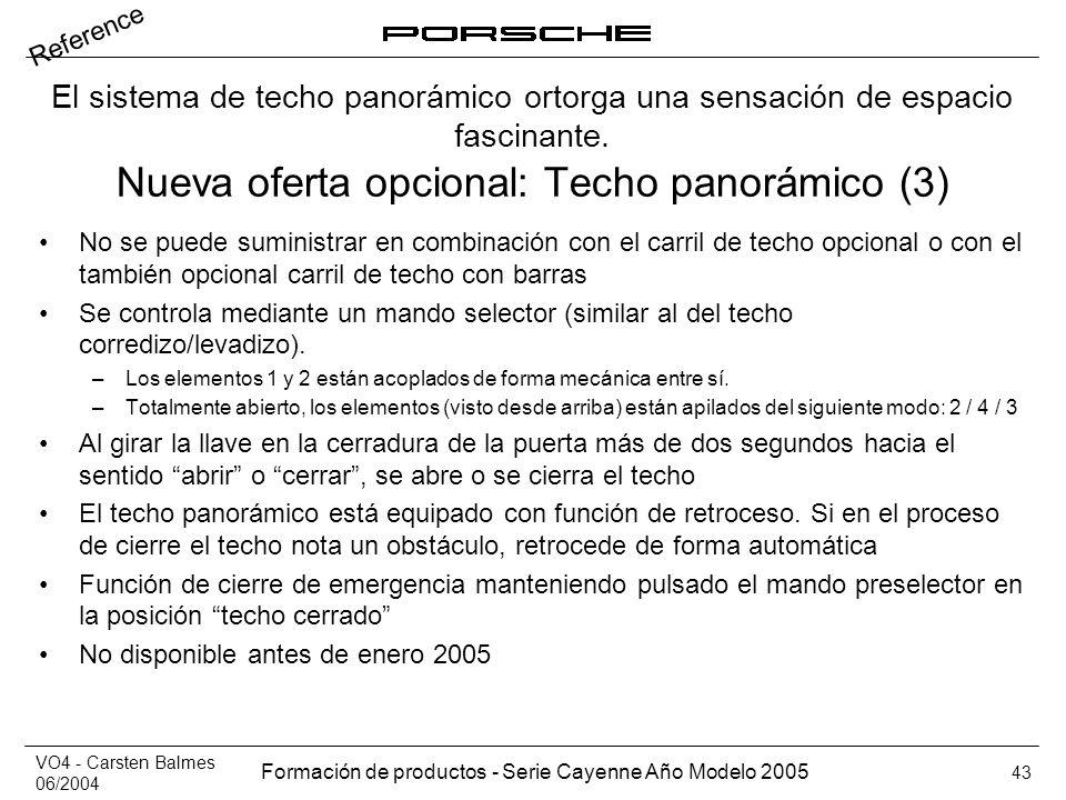 Nueva oferta opcional: Techo panorámico (3)