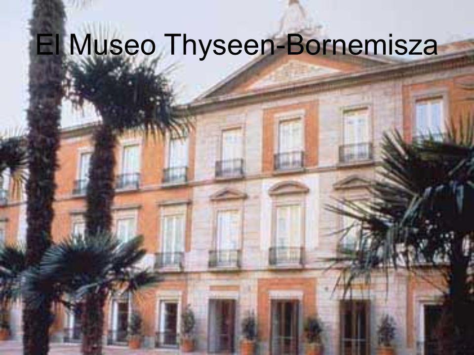 El Museo Thyseen-Bornemisza